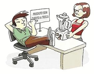 Direito do Consumidor – Troca do produto
